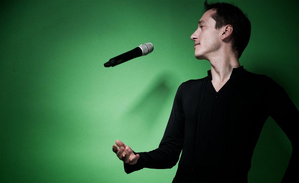 Martin O. mit ….der mit der Stimme tanzt