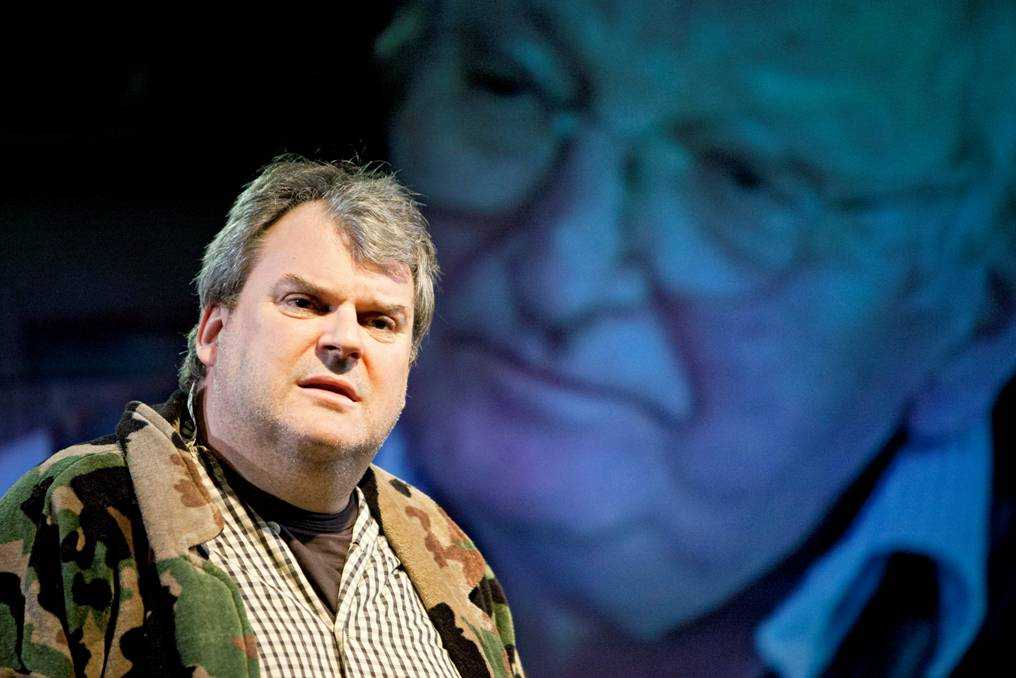 """""""Truppenbesuch"""" mit Mike Müller"""