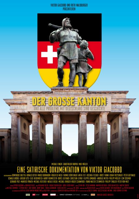 Der Grosse Kanton Filmplakat