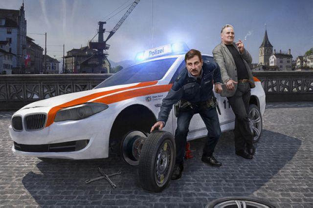 Polizeinotruf 117