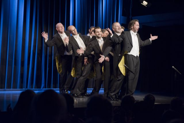 The Singing Pinguins