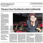 Solidarität Theater Duo Fischbach